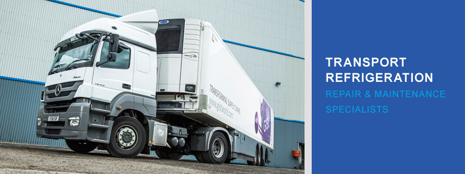 Carrier Transicold Service Provider for Glasgow, Scotland